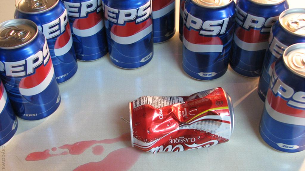coke vs pepsi debate
