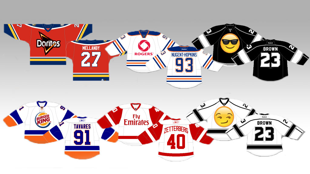 d5ec7c463ef Jersey advertisements in the NHL are too lucrative to ignore - The ...