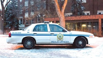 Campus Crime Beat — UAPS officers pepper-sprayed on campus