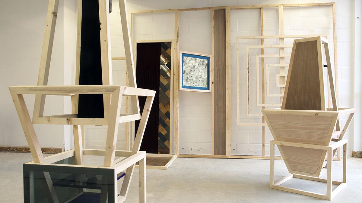 Line Between Art And Design : New art gallery exhibit blurs the lines between and
