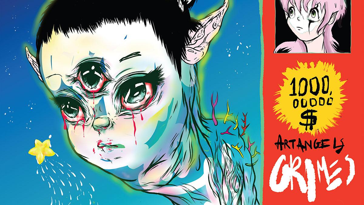 Arts-Supplied-Top-16-Albums-Grimes