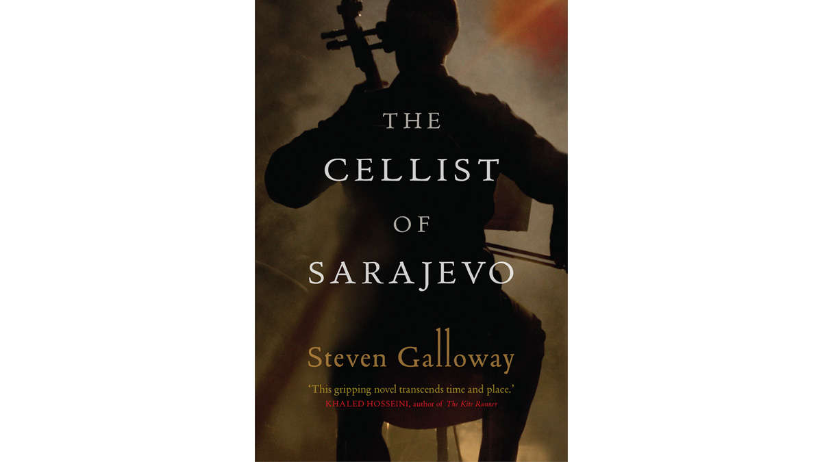 the cellist of sarajevo The cellist in galloway's novel is based on a real person and an incident that occurred during the siege of sarajevo vedran smailović is a musician from bosnia and herzegovina and a former cellist in the sarajevo string quartet.