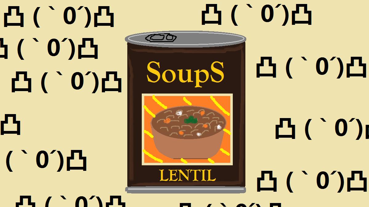 Burlap Sack Costco Bring Back My Lentil Soup The Gateway