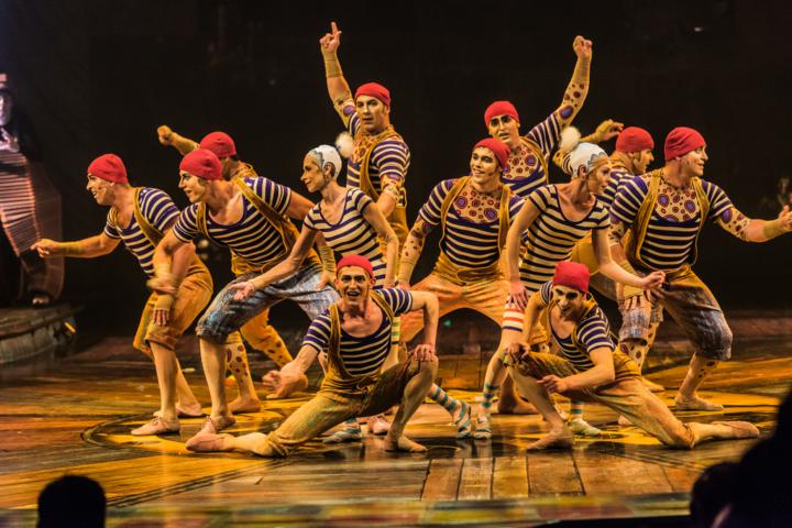 Night at the Cirque: A Review of Cirque du Soleil's Kurios