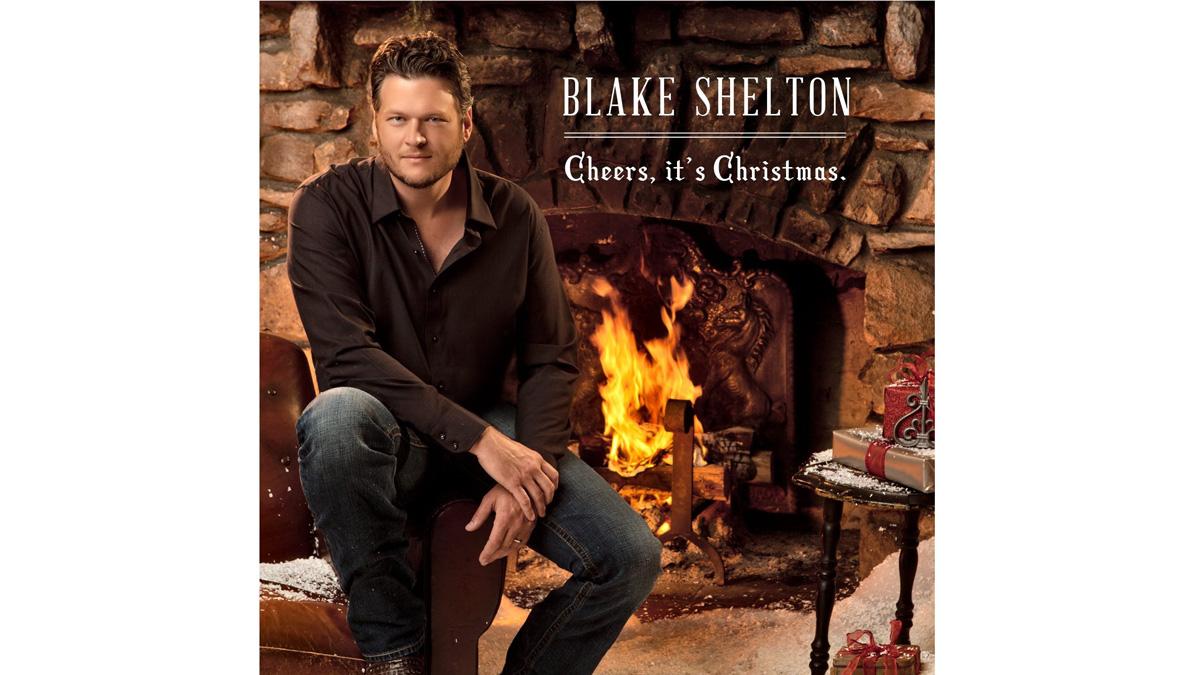supplied - Blake Shelton Christmas Album