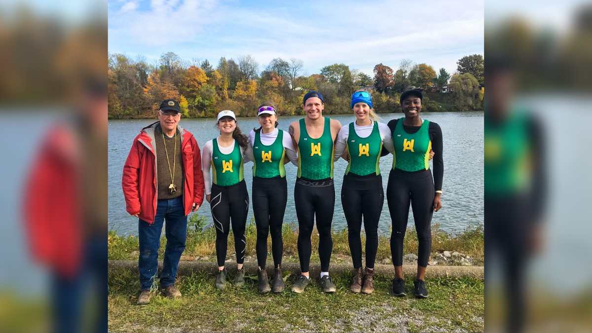Row, row, row your boat: The U of A Rowing Club - The Gateway