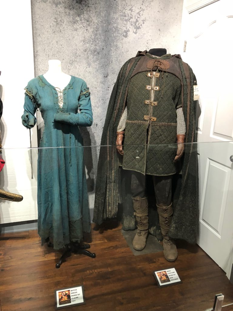 Season of the Witch costuming at EPM  Ashlynn Chand